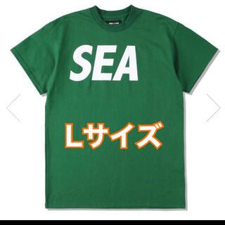 SEA - SEA / I.GREEN-WHITE (SEA-21S-01) - L