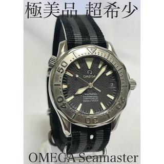 OMEGA - オメガシーマスタープロフェッショナル300【ロレックス・オーデマピゲ・ウブロ】
