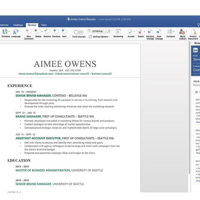 Microsoft(マイクロソフト)のOffice 2019 Home & Business for Mac 2PC スマホ/家電/カメラのPC/タブレット(PC周辺機器)の商品写真
