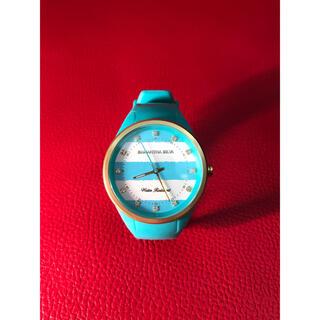 サマンサシルヴァ(Samantha Silva)のSAMANTHA SILVA ブルー(腕時計)