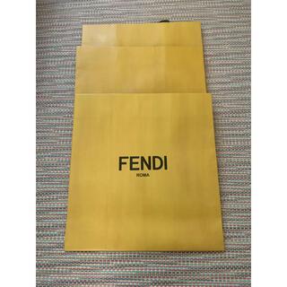 フェンディ(FENDI)のFENDI 紙袋(ショップ袋)
