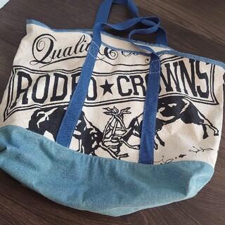 RODEO CROWNS WIDE BOWL - ロデオクラウンズ トートバッグ