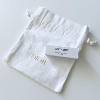 Christian Dior - Dior メゾン クリスチャン ディオール エデンロック & 巾着ポーチ セット