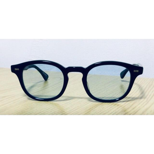 美品!KANEKO OPTICAL John  金子眼鏡 メンズのファッション小物(サングラス/メガネ)の商品写真
