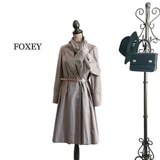 フォクシー(FOXEY)のFOXEY フォクシー コート レディース (スプリングコート)
