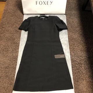 フォクシー(FOXEY)のフォクシー  ワンピース 新品未使用 タグ付き(ひざ丈ワンピース)