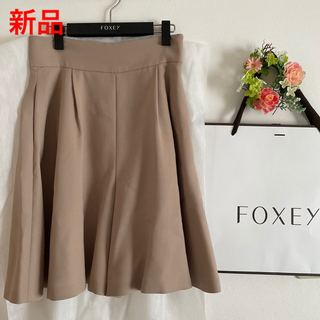 フォクシー(FOXEY)の新品未使用 ☆ フォクシー キュロット パンツ 40(キュロット)