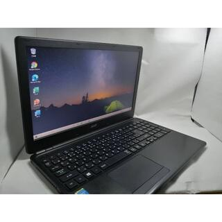 エイサー(Acer)のacer TMP255M  美品動作良好 メモリ6G Office付き(ノートPC)