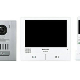 Panasonic - パナソニックドアホン VL-SWH705KS