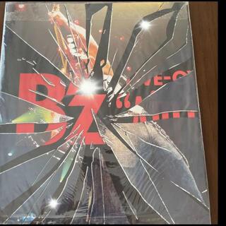 B'zツアーパンフレット LINEーGYM2010 Magic(ミュージシャン)