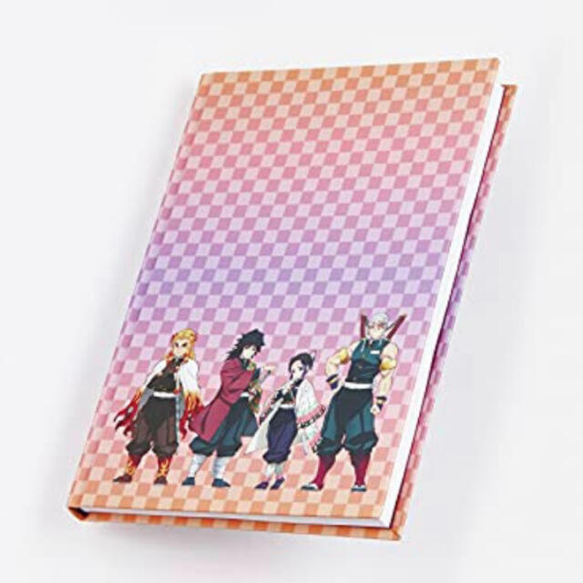 集英社(シュウエイシャ)の鬼滅の刃 ノートbook エンタメ/ホビーのおもちゃ/ぬいぐるみ(キャラクターグッズ)の商品写真