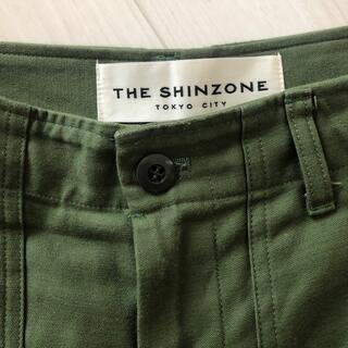 Shinzone - シンゾーン  ベイカーパンツ34