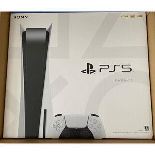 PlayStation -  【新品未開封】PS5 本体 CFI-1000A01 ディスクドライブ搭載モデル