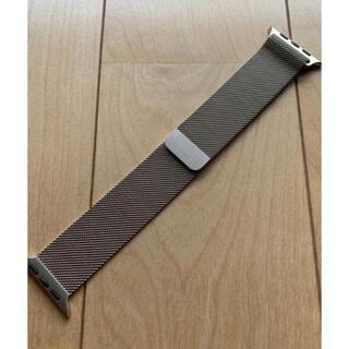 Apple Watch - Apple Watch 純正 ミラネーゼループ ゴールド 44mm