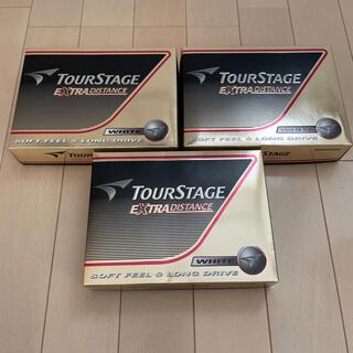 BRIDGESTONE - TOUR STAGE EXTRA DISTANCE ゴルフボール