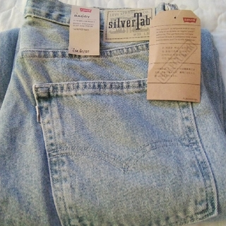 Levi's - Levi's・silver Tab baggy 新品W32╱L32新品