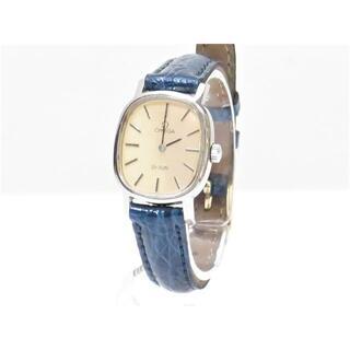 オメガ(OMEGA)のオメガ デビル 腕時計 レディース 手巻き (ベルト社外品) OMEGA(腕時計)