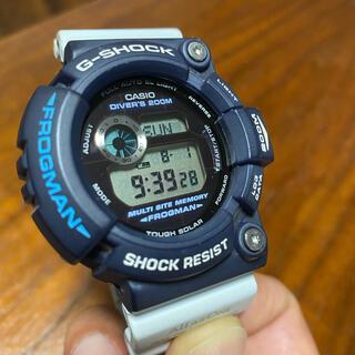 G-SHOCK - イルクジ フロッグマン 2005年 イルカクジラ GW-205K-2JR