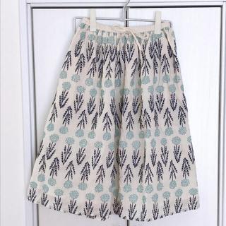 marble SUD EMB タンポポ スカート