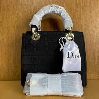 新品 ノーブランドバッグ 刺繍 ブラック