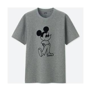 UNIQLO - 長場雄×UNIQLO×ミッキー Tシャツ 新品未使用