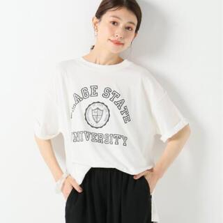 Plage - 【8/6まで】PLAGE Tシャツ 36