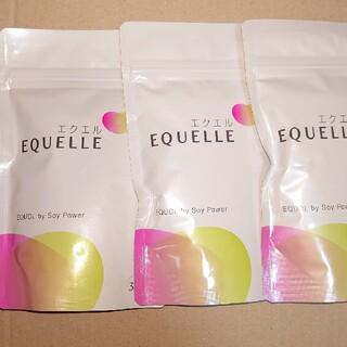 オオツカセイヤク(大塚製薬)のエクエルパウチ 30日分 3袋セット(ダイエット食品)