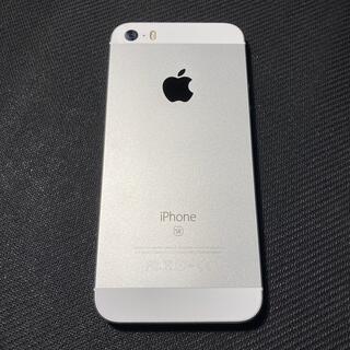 Apple - iPhoneSE 32GB シルバー SIMフリー