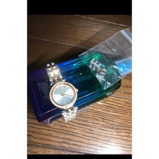 マイケルコース(Michael Kors)のマイケルコース クオーツ シルバー(腕時計)