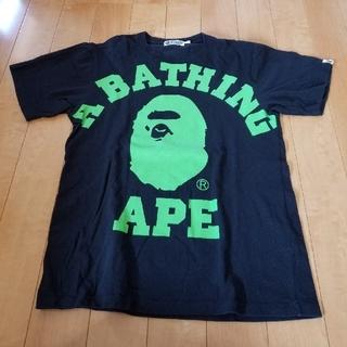 A BATHING APE - アベイシングエイプ Tシャツ