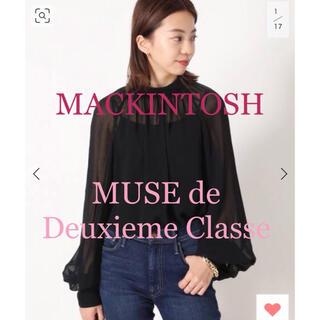 L'Appartement DEUXIEME CLASSE - MUSE de Deuxieme Classe♡MACKINTOSH♡ブラウス