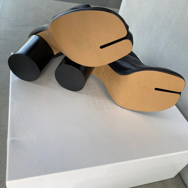 Maison Martin Margiela(マルタンマルジェラ)の新品未使用★Maison Margiela メゾンマルジェラ 足袋 タビブーツ レディースの靴/シューズ(ブーツ)の商品写真