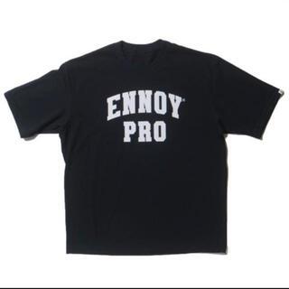 1LDK SELECT - 希少新品昨年モデル Lサイズ ennoy pro Tシャツ エンノイ