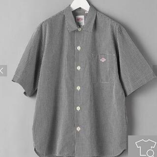 ダントン(DANTON)のポプリン半袖シャツ/DANTON(シャツ)