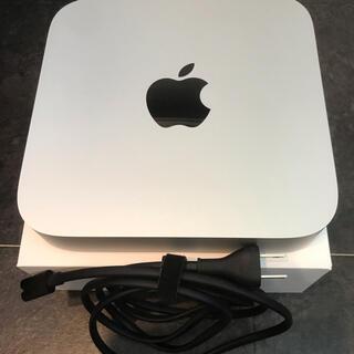 Apple - Mac mini M1 2020 RAM 8GB ストレージ256GB