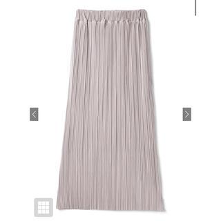 GRL - GRL♡ランダムプリーツカットロングスカート