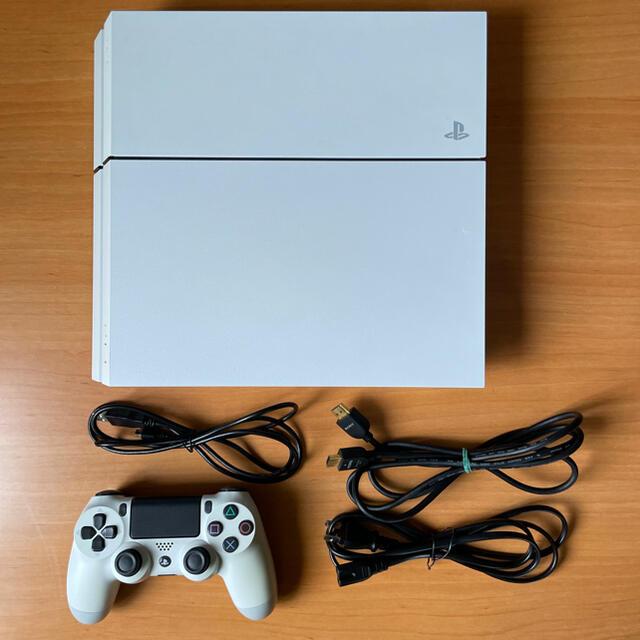 SONY(ソニー)のPS4 本体 CUH-1200A PlayStation4 エンタメ/ホビーのゲームソフト/ゲーム機本体(家庭用ゲーム機本体)の商品写真