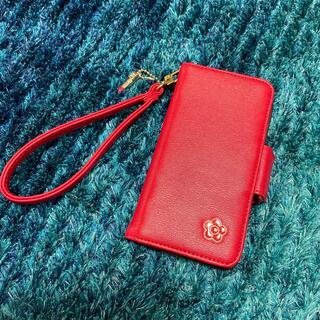マリークワント(MARY QUANT)のMARYQUANT スマホケースiPhone8(iPhoneケース)
