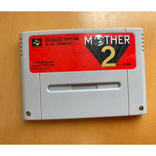 スーパーファミコン(スーパーファミコン)のSFC マザー2 ギーグの逆襲(家庭用ゲームソフト)