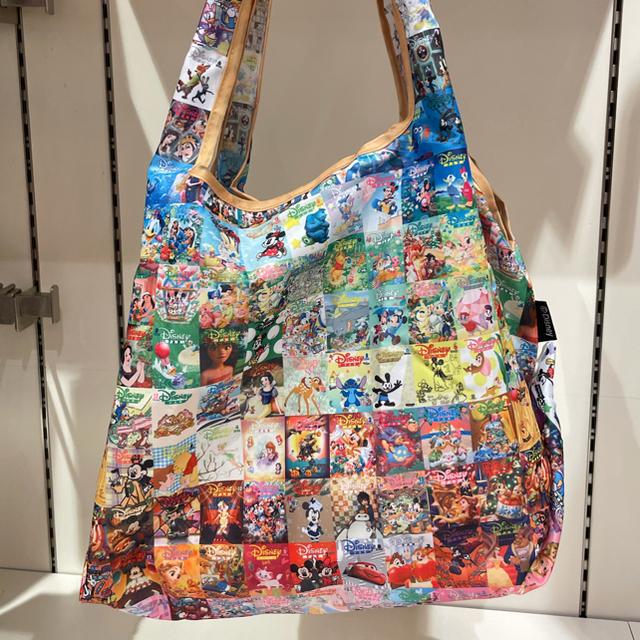 Disney(ディズニー)のディズニーファン30周年限定 エコバッグ レディースのバッグ(エコバッグ)の商品写真
