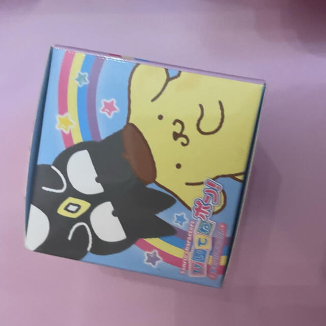 サンリオ(サンリオ)の新品 ひいてねポン! マイメロディ キーホルダー エンタメ/ホビーのおもちゃ/ぬいぐるみ(キャラクターグッズ)の商品写真