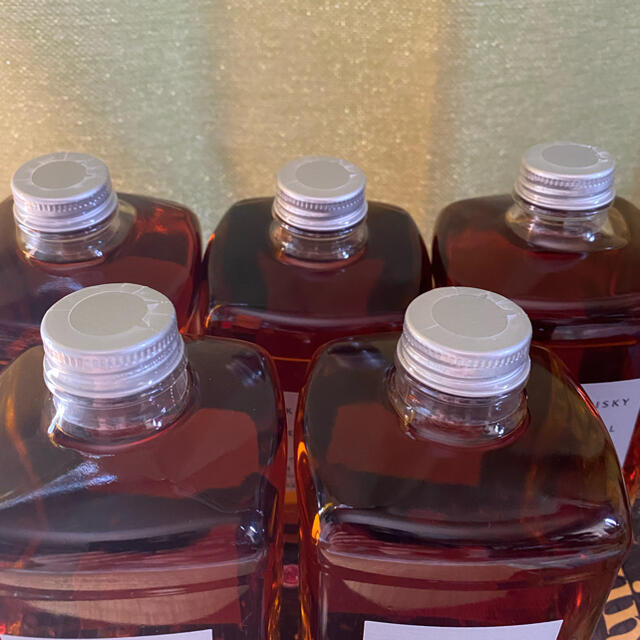 ニッカウヰスキー(ニッカウイスキー)のニッカ フロムザバレル 500ml 5本セット 新品未開封 食品/飲料/酒の酒(ウイスキー)の商品写真