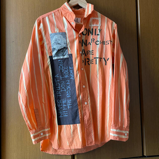 PEEL&LIFTアナーキーシャツ