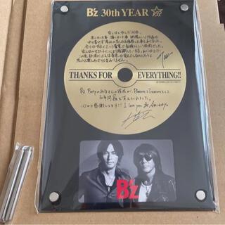 B'z 30th YEAR プレート(ミュージシャン)