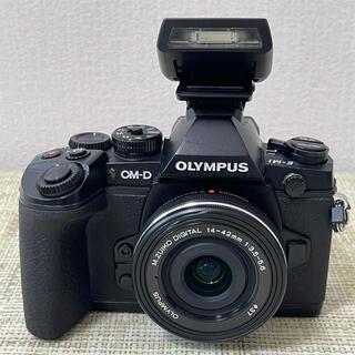 OLYMPUS - Olympus オリンパス OM-D E-M1 レンズセットWi-Fi内蔵