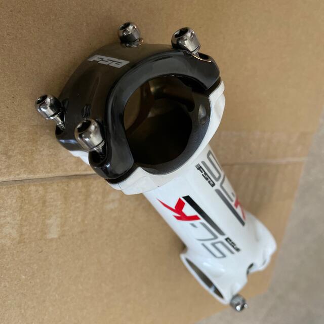 FSA SL-K ステム ホワイト スポーツ/アウトドアの自転車(パーツ)の商品写真