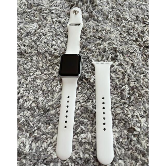 Apple Watch(アップルウォッチ)の最終お値下げ!アップルウォッチ2  38ミリ スマホ/家電/カメラのスマートフォン/携帯電話(その他)の商品写真