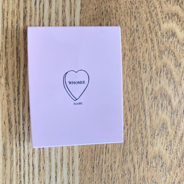 WHOMEE アイブロウ ♫ レッドブラウン  コスメ/美容のベースメイク/化粧品(パウダーアイブロウ)の商品写真