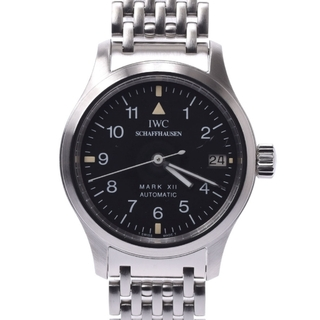 インターナショナルウォッチカンパニー(IWC)のアイダブリューシー シャフハウゼン  パイロットウォッチ マーク12 腕時(腕時計)
