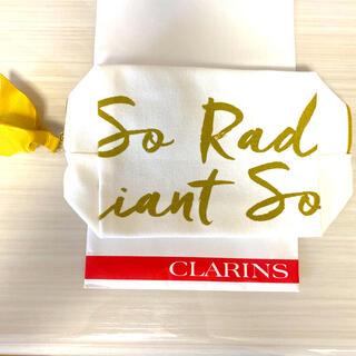クラランス(CLARINS)のクラランス オリジナル ポーチ 新品未使用(ポーチ)
